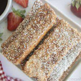 Cinnamon Toast Sticks