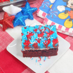 Firework Cake