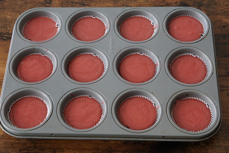 4th of July Cupcakes mix