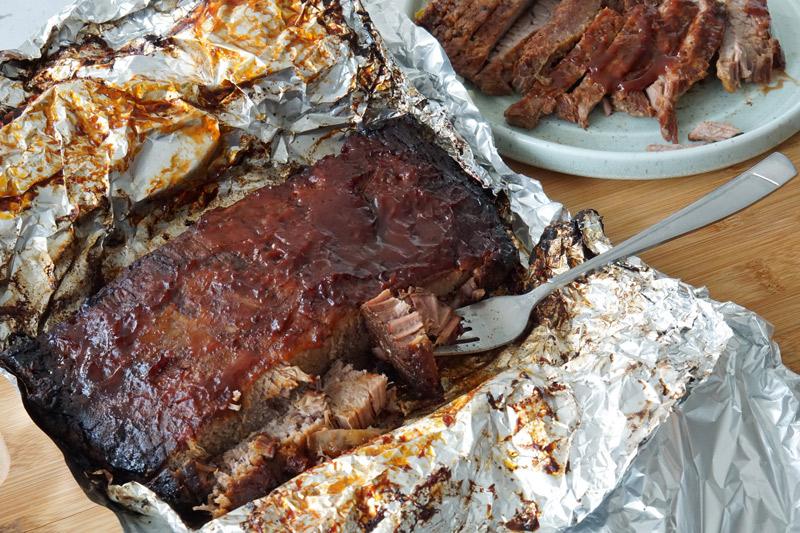 Baked Beef Brisket