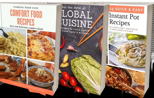 three free cookbooks