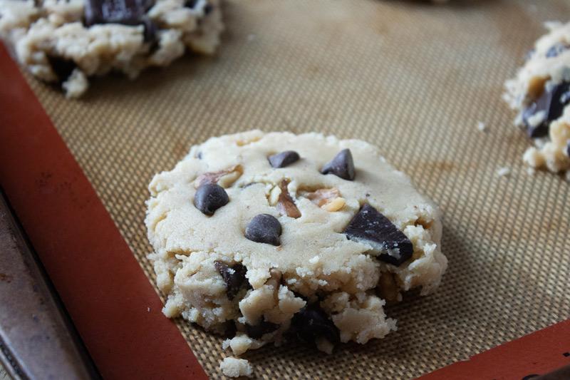 walnut chunk cookies